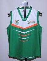 Ireland Touch Association match worn shirt jersey #14 Size M