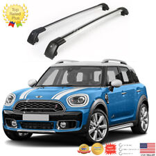 Top Roof Rack Fit FOR 2011 -2018 MINI COUNTRYMAN Baggage Luggage Cross Bar