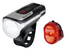 Sigma Aura 80 Set 17850 Fahrradlampe LED Fahrradleuchte Fahrradlicht Rücklicht
