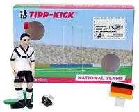 TIPP-KICK Star Kicker DEUTSCHLAND mit Torwand Ball Hymne Tip Kick Figur Spieler