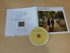PINK MARTINI - A RETROSPECTIVE !!!! !!! RARE FRENCH PRES/KIT + CD!!!!!!