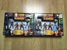 "NWO Wrestling 2"" Steel Slammers Action Figure Diecast Toy Biz WCW WWF WWE 1998"