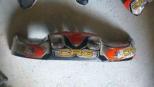 Musetto paraurti KG go kart CRG zanardi Maranello used front bumper kart mini 60