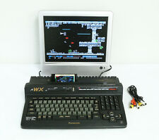 """Panasonic MSX 2+ FS-A1WX Computer Console """"Excellent ++"""" Tested Properly Japan!!"""
