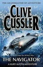 """AS NEW"" Kemprecos, Paul, Cussler, Clive, The Navigator: NUMA Files #7 (The NUMA"