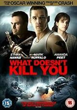 What Doesnt Kill You NEW AND SEALED DVD
