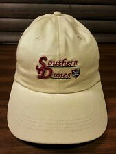 Khaki Green Southern Dunes Golf and Country Club Golf Cap Hat Never Worn