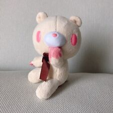 "Gloomy Bear Plush Doll Mascot 5"" White Valentine Taito Toreba TAG Chax GP Rare"