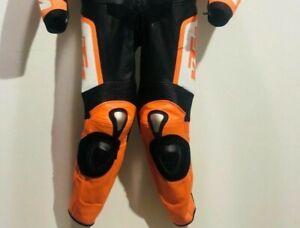KTM Pantalon en cuir de moto Pantalon Homme Armor CE MotoGP Motards de course