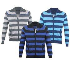 Unbranded Men's Striped Jumpers & Cardigans