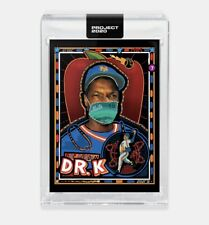 Topps PROJECT 2020 Card 137- 1985 Dwight Gooden by Efdot