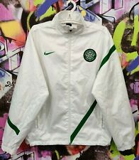 Celtic FC The Bhoys Football Soccer Jacket Longsleeve Full Zip Nike Mens Size L