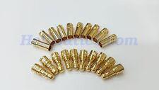 20 Sets 3.5mm Gold Bullet Connector Plug Male Female for RC Battery ESC Motor