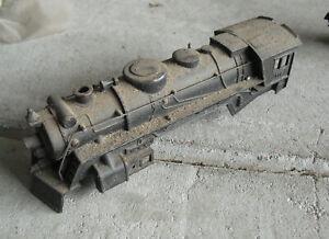 Vintage Marx O Scale Diecast 666 Locomotive Body