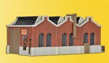 36604 Kibri Z Gauge Kit of a Factory Hall, L 10,5 x W 8,5 x H 4 cm
