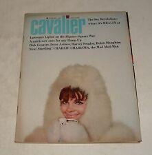 1967 CAVALIER MEN's PINUP MAGAZINE ASIMOV SEX REVOLUTION CANNONBALL ADDERLEY