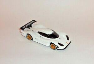 HOT WHEELS Loose SPEED MACHINES Porsche 911 GTI-98 (White)