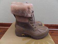 UGG Womens 5 (Youth 3 ) Leather Adirondack II Winter Boots Waterproof 1002484