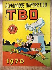 TBO Almanaque Humoristico 1970