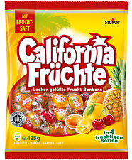 2 x Storck California Fruits Candies = 850grams  **Made in Germany** BEST PRICE