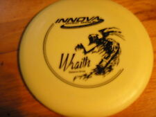 Innova DX Whaith 172 gram yellow distance driver golf disc OOP stamp