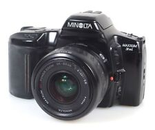 MINOLTA MAXXUM 3X1 CAMERA W/ 35-80MM (FOR PARTS)