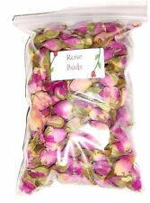 Bag of Dried Red Rose Buds - Craft Work, Pot Pourri, Home Fragrance