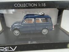 1:18 Norev #187720 Fiat 500 Jardiniera blue - RARITÄT §