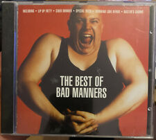 Bad Manners - The Best Of Bad Manners CD ALBUM (25 Tracks) - VGC - FREE UK P+P