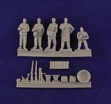 Milicast 1/76 Field Kitchen Figures & Accessories FIG009
