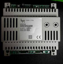 OH/DI2230 MODULO DIMMER bpt 2X300W 2 ingressi analogici 0-10 V  2 digitali