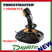 Thrustmaster T.16000M FCS Flight Simulator Joystick PC USB Gaming Controllers