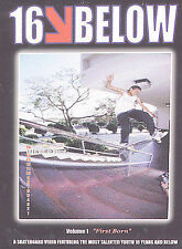 16 Below, Vol. 1 - First Born (White Knuckle Extreme), New DVD, ,