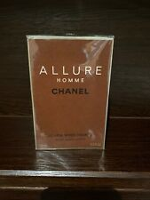 New Sealed CHANEL ALLURE HOMME 100ml AFTER SHAVE LOTION