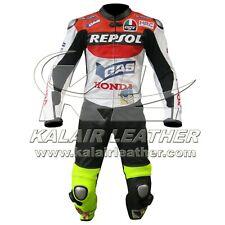 Honda Repsol VR46 Racing Leather Suit