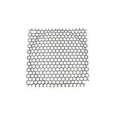 92mm Black Large Hole Steel Mesh Fan Filter/Guard