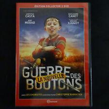 DVD La Nouvelle Guerre des Boutons - Laetitia Casta, Gérard Jugnot