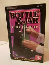 ARMOUR 1997 Adjustable Bottle Jar Cutter - round square bottles glass craft DIY