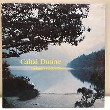 "signed Cahal Dunne ""Ireland's Happy Man"" LP Blarney Records TMB-8301"