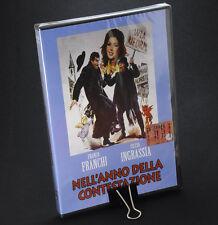 NELL'ANNO DELLA CONTESTAZIONE DVD MARNO GIROLAMI Franco Franchi Ciccio Ingrassia