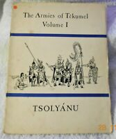 Armies of Tekumel Volume 1