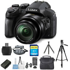 Panasonic Lumix DMC-FZ300 Digital Camera BRAND NEW!! Starter Bundle!