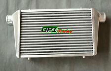 FMIC Universal Aluminum turbo Intercooler 450X300X70mm Inlet/Outlet 76mm 3""
