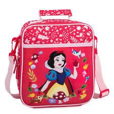 3474a47b9b79 NWT Disney Store Snow White Lunch Box Tote Bag School