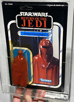 AFA 85 Star Wars ROTJ 77-back Emperors Royal Guard(C85 B85 F85) Y-NM+ Case Fresh