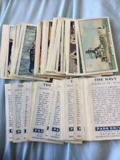 Military/War UK Issue Collectable Gallaher Cigarette Cards