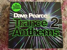 Dave Pearce Trance Anthems 2 (3 CD) 2019 Ferry Corsten ATB Tiesto  Moby York uva