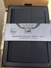 Platinum - Case for Samsung Galaxy Tab 3 keyboard  10.1 - Black PT-S...