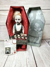 Living Dead Dolls Vincent Vaude Series 5 2000 Goth Horror Halloween Coffin Nrfb