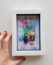 HARLEY Quinn Joker LEGO fidanzato fidanzata regalo di compleanno anniversario eccentrico